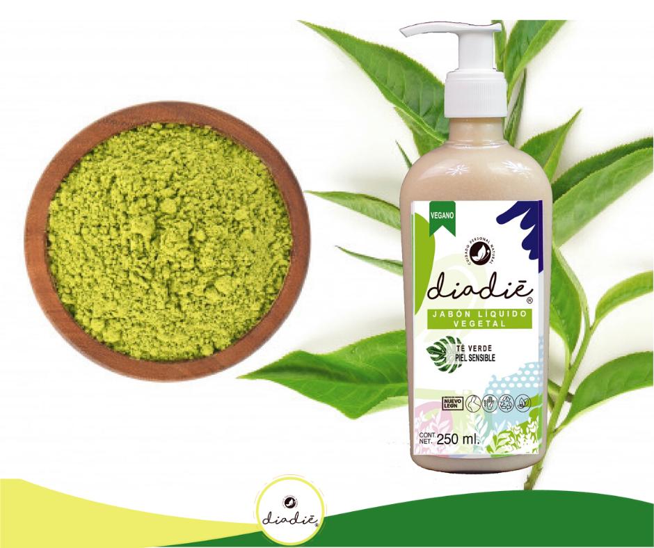 DIADIE jabon liquido verde