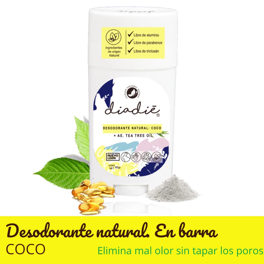 DIADIE - Desodorante coco