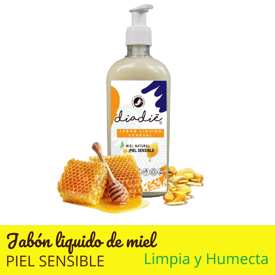DIADIE -Jabon liquido miel