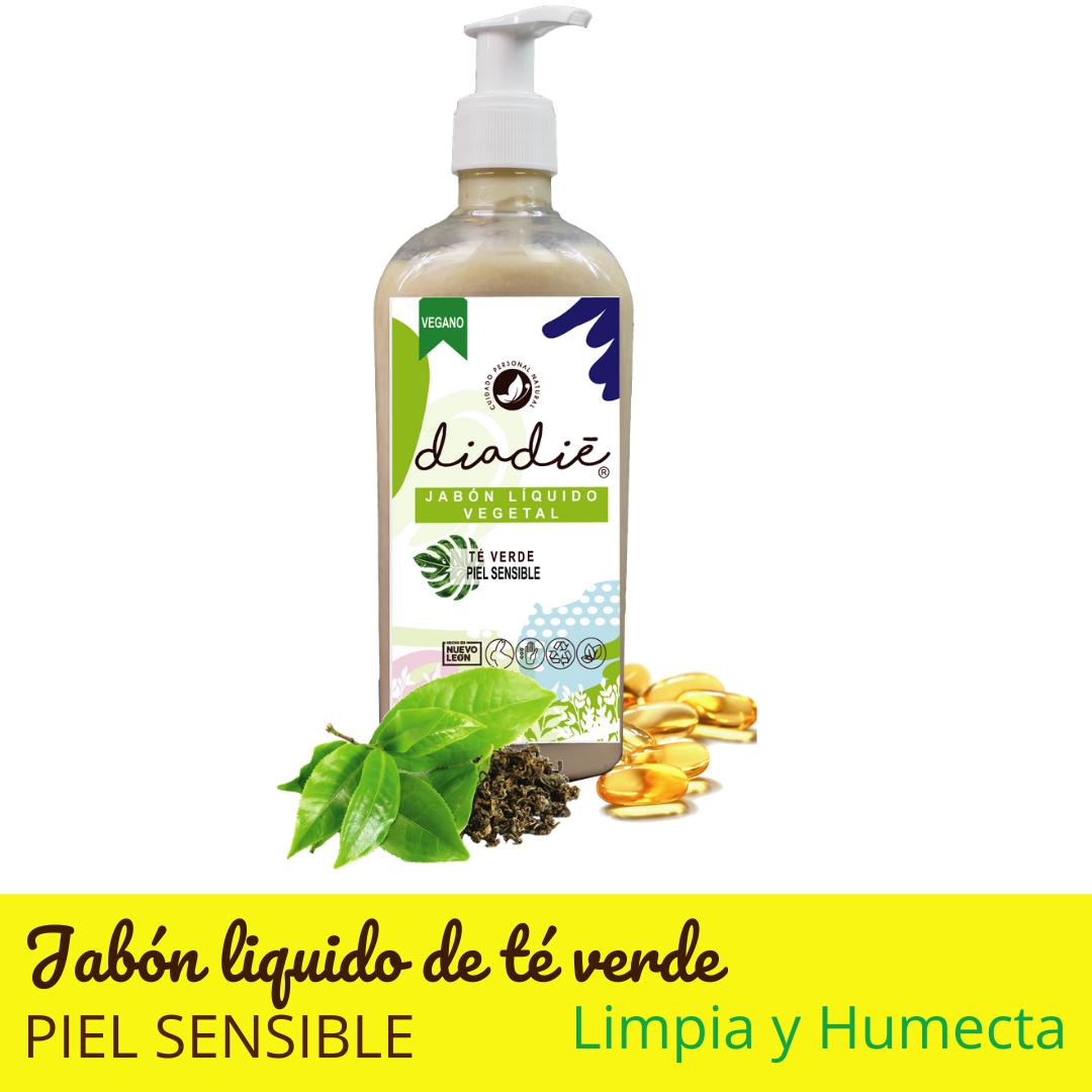 DIADIE -Jabon liquido verde