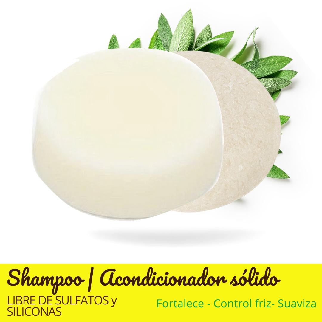 DIADIE- Shampoo y Acondicioandor solido